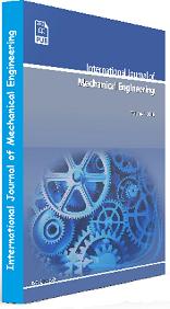 International Journal of Mechanical Engineering - IARAS