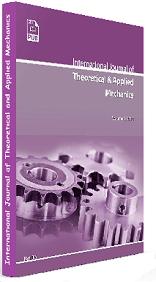 International Journal of Theoretical and Applied Mechanics